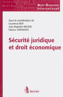 Sécurité juridique et droit économique
