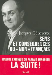 """Sens et conséquences du """"non"""" français"""