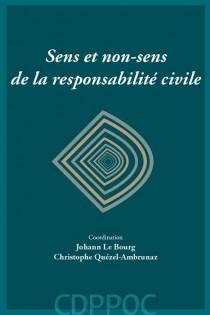 Sens et non-sens de la responsabilité civile