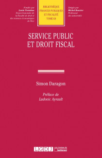 Service public et droit fiscal
