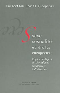 Sexe, sexualité et droits européens