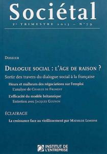 Sociétal, 1er trimestre 2013 N°79