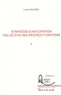 Stratégie d'anticipation collective des restructurations