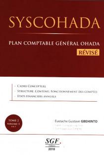 SYSCOHADA, 4 volumes