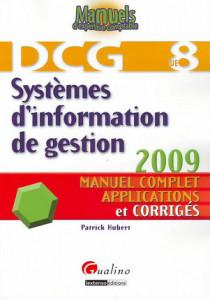 Systèmes d'information de gestion - DCG 8