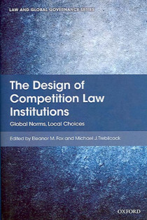 The Design of Competition Law Institutions