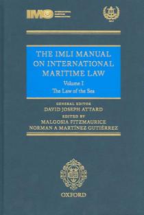 The IMLI Manual of International Maritime Law