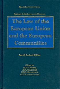 The Law of the European Union and the European Communities