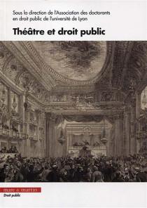 Théâtre et droit public