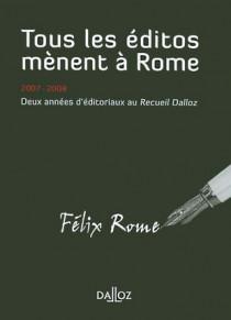 Tous les éditos mènent à Rome
