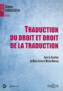 Traduction du droit et droit de la traduction