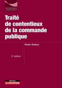 Traité de contentieux de la commande publique