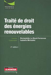 Traité de droit des énergies renouvelables