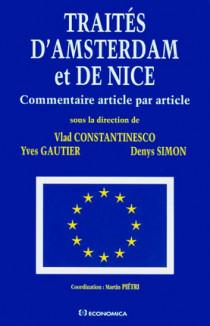 Traités d'Amsterdam et de Nice