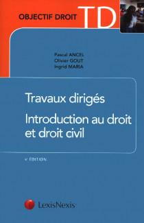 Travaux dirigés - Introduction au droit et droit civil