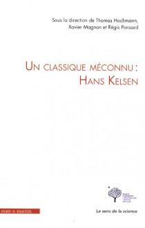Un classique méconnu : Hans Kelsen