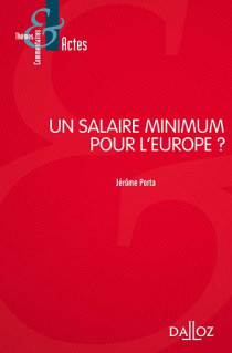 Un salaire minimum pour l'Europe ?