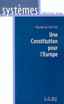 Une constitution pour l'Europe