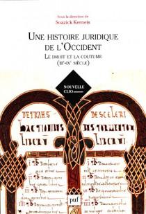Une histoire juridique de l'Occident
