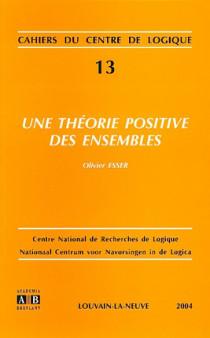 Une théorie positive des ensembles