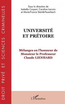 Université et prétoire