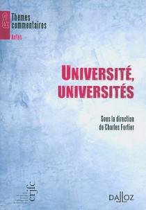 Université, universités