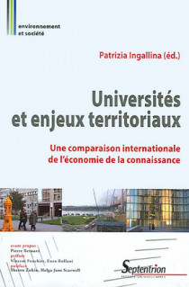 Universités et enjeux territoriaux