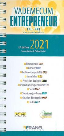 Vademecum entrepreneur TPE-PME 2021