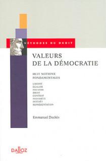 Valeurs de la démocratie