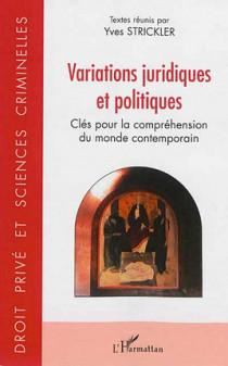 Variations juridiques et politiques