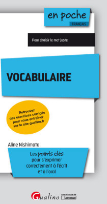 [EBOOK] Vocabulaire