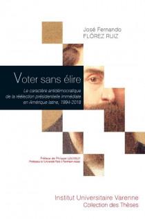 Voter sans élire