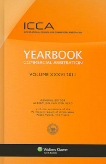 Yearbook Commercial Arbitration 2011