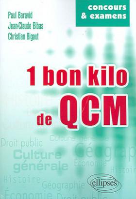 1 bon kilo de QCM