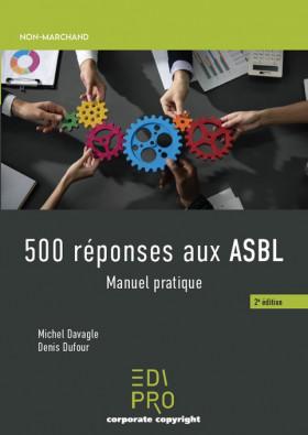 500 réponses aux ASBL