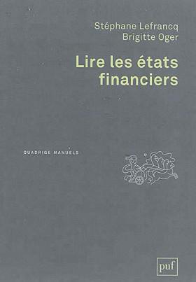 Lire les états financiers
