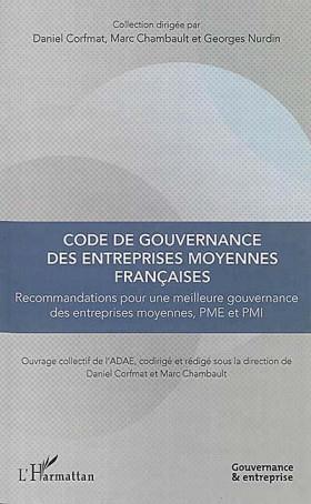 Code de gouvernance des entreprises moyennes françaises