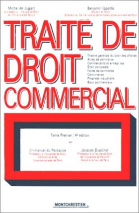 Actes de commerce, commerçants et fonds de commerce