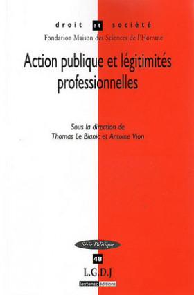 Action publique et légimités professionnelles