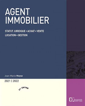 Agent immobilier 2021-2022