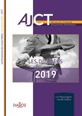 AJCT - Les dossiers 2019