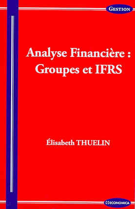 Analyse financière : groupe et IFRS