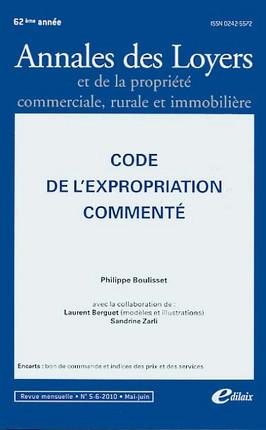 Annales des loyers, 62e année, mai-juin 2010 N°5-6