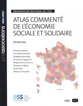 Atlas commenté de l'économie sociale et solidaire - Édition 2020