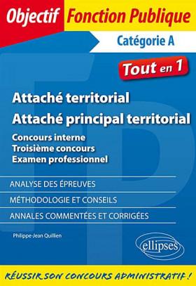 Attaché territorial - Attaché principal territorial
