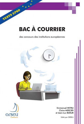 Bac à courrier