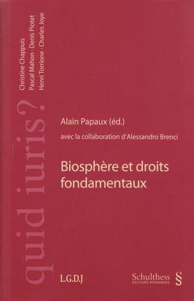 Biosphère et droits fondamentaux