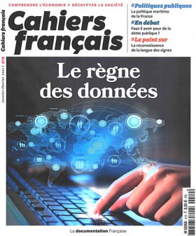 Cahiers français, janvier-février 2021 N°419