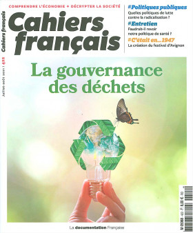 Cahiers français, juillet-août 2021 N°422
