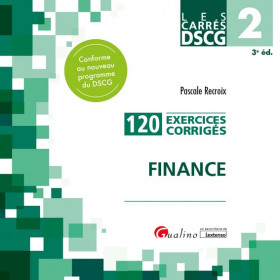 DSCG 2 - Exercices corrigés - Finance